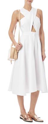 KENDALL + KYLIE Crisscross Dress