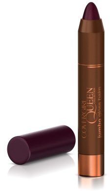 COVERGIRL Queen Collection Jumbo Gloss Balm Sugar Plum Q849 0.13 Oz, 0.130-Fluid Ounce $7.84 thestylecure.com