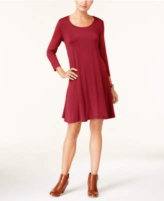 Style&Co. Style & Co Petite Swing Dress