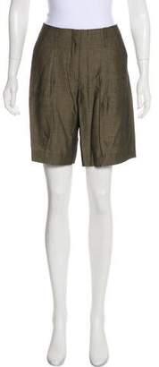 3.1 Phillip Lim Mid-Rise Mini Shorts
