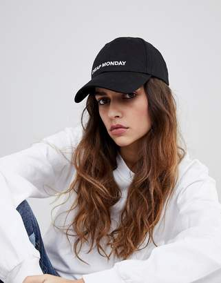 Cheap Monday Logo Cap
