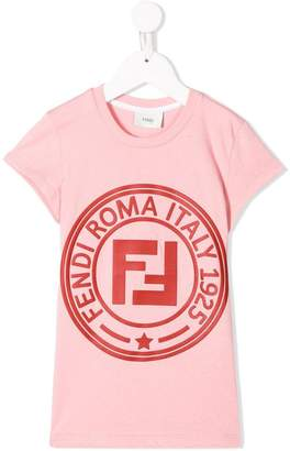 Fendi logo printed T-shirt