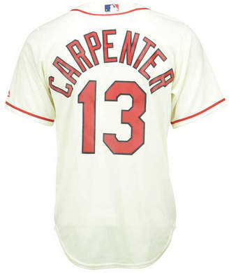 Majestic Men's Matt Carpenter St. Louis Cardinals Replica Jersey