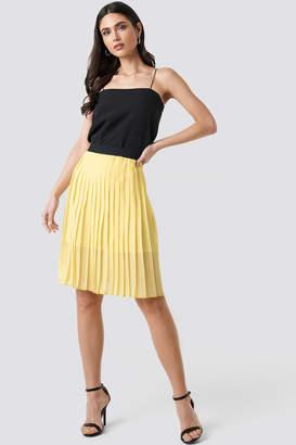 Sparkz Dorette Skirt Pastel Yellow