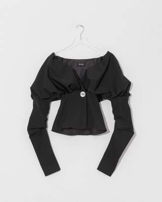 Paris Georgia Basics Black Fru Fru Jacket