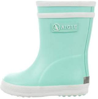 Aigle Girls' Rubber Rain Boots