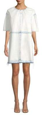 Marc Jacobs Denim T-Shirt Dress