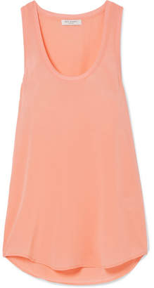 Equipment Mel Washed-silk Tank - Peach