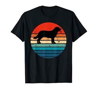 Breed Labrador Retriever Dog Shirt Retro Vintage 70s 80s Tee