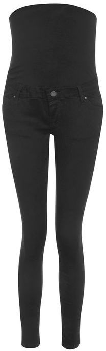 TopshopTopshop Maternity black leigh jeans