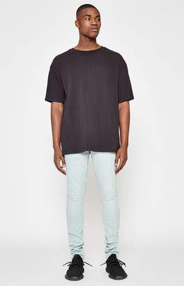 PacSun Stacked Skinny Comfort Stretch Light Jeans