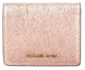 MICHAEL Michael Kors Flap Card Holder w/ Tags