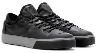 Y-3 Sen Low leather sneakers