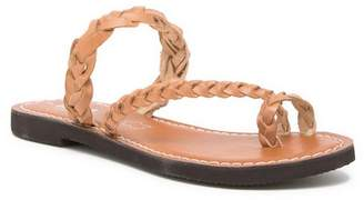 Mia Nagini Leather Sandal