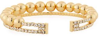 Fragments for Neiman Marcus Ball & Crystal Coil Bracelet