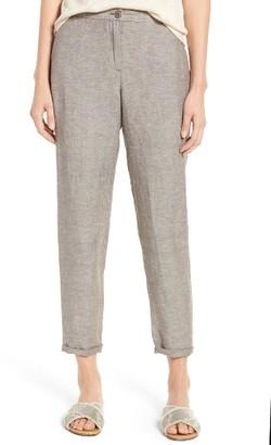 Women's Nic+Zoe Everyday Linen Blend Pants $128 thestylecure.com