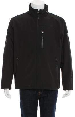 Tumi Lightweight Zip-Front Jacket