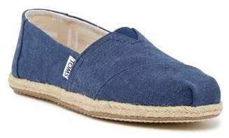 Toms Canvas Slip-On Shoe