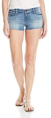 Hudson Women's Kenzie Cut Off 5-Pocket Jean Short