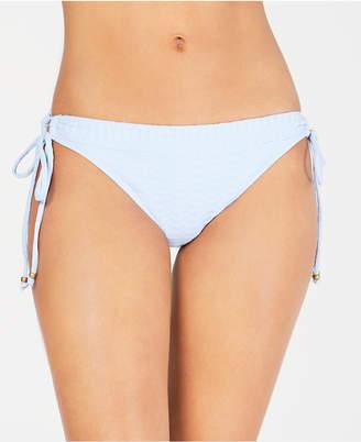 Lucky Brand Shoreline Chic Loop-Side Hipster Bikini Bottoms Women's Swimsuit