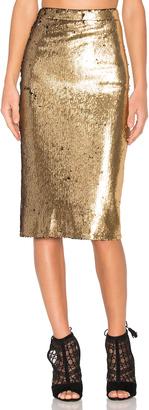 House of Harlow x REVOLVE Kiki Skirt $198 thestylecure.com