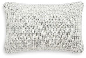 Florence Waffle Knit Decorative Pillow, 12 x 18