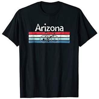 Vintage Retro Bike Arizona T Shirt