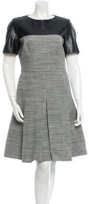 Balenciaga Wool Dress