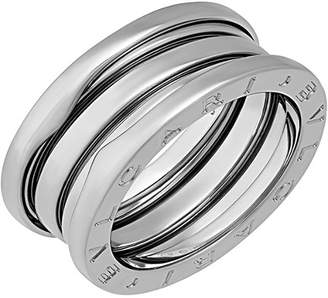 Bulgari Heritage  18K B.Zero 1 3 Band Ring