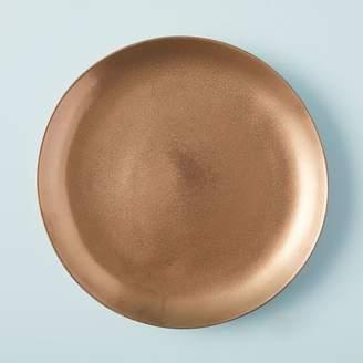 west elm Reactive Glaze Dinner Plates (Set of 4) - Bronze
