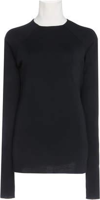 Haider Ackermann Wool Two-Toned Turtleneck Sweater