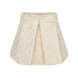 Lili Gaufrette Lili GaufretteGold Spotted Skirt