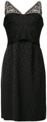 Stella McCartney lace details dress