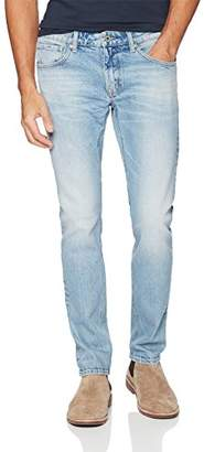 Denim Garage Men's Slim-fit Stretch Jean 44X38