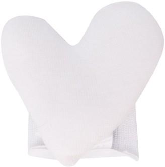 Douuod Kids heart-shaped brooch