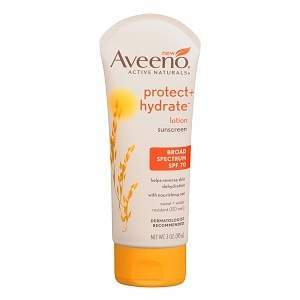 Aveeno Active Naturals Protect + Hydrate SPF 70 Lotion