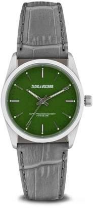 Zadig & Voltaire Fusion Quartz Watch, 36mm