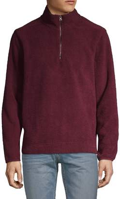 Saks Fifth Avenue Half-Zip Pullover