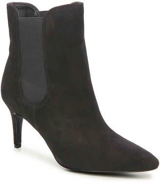 Lauren Ralph Lauren Pashia Suede Chelsea Boot - Women's