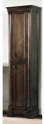Legion Furniture WLF6038 16-in. Side Cabinet - Antique Coffee