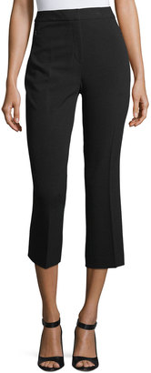 T Tahari High-Rise Cropped Pants $69 thestylecure.com