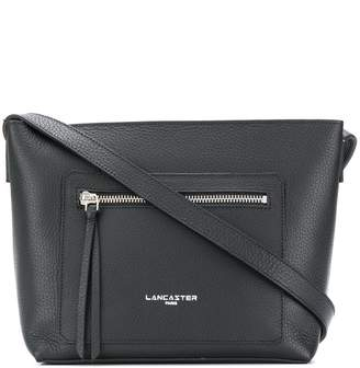 Lancaster zip pocket shoulder bag