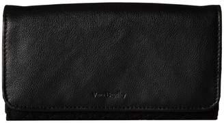 Vera Bradley Iconic RFID Audrey Wallet Wallet Handbags