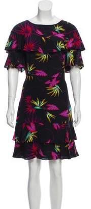 Etro Silk Mini Dress w/ Tags