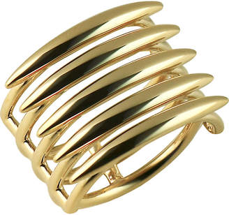 Shaun Leane Quill Gold vermeil sterling silver ring (small)