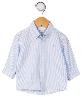 Aletta Boys' Striped Shirt