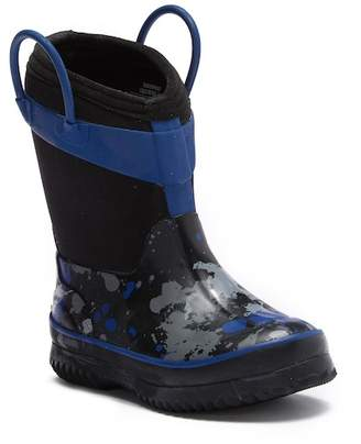 Western Chief Paintball Splat Rain Boot (Toddler & Little Kid)