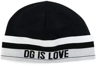 Dolce & Gabbana Is Love beanie
