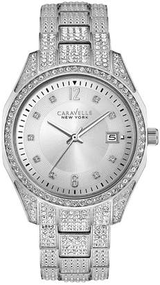 Bulova Caravelle by Caravelle New York Women's Stainless Steel Watch