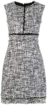 Giambattista Valli tweed mini dress